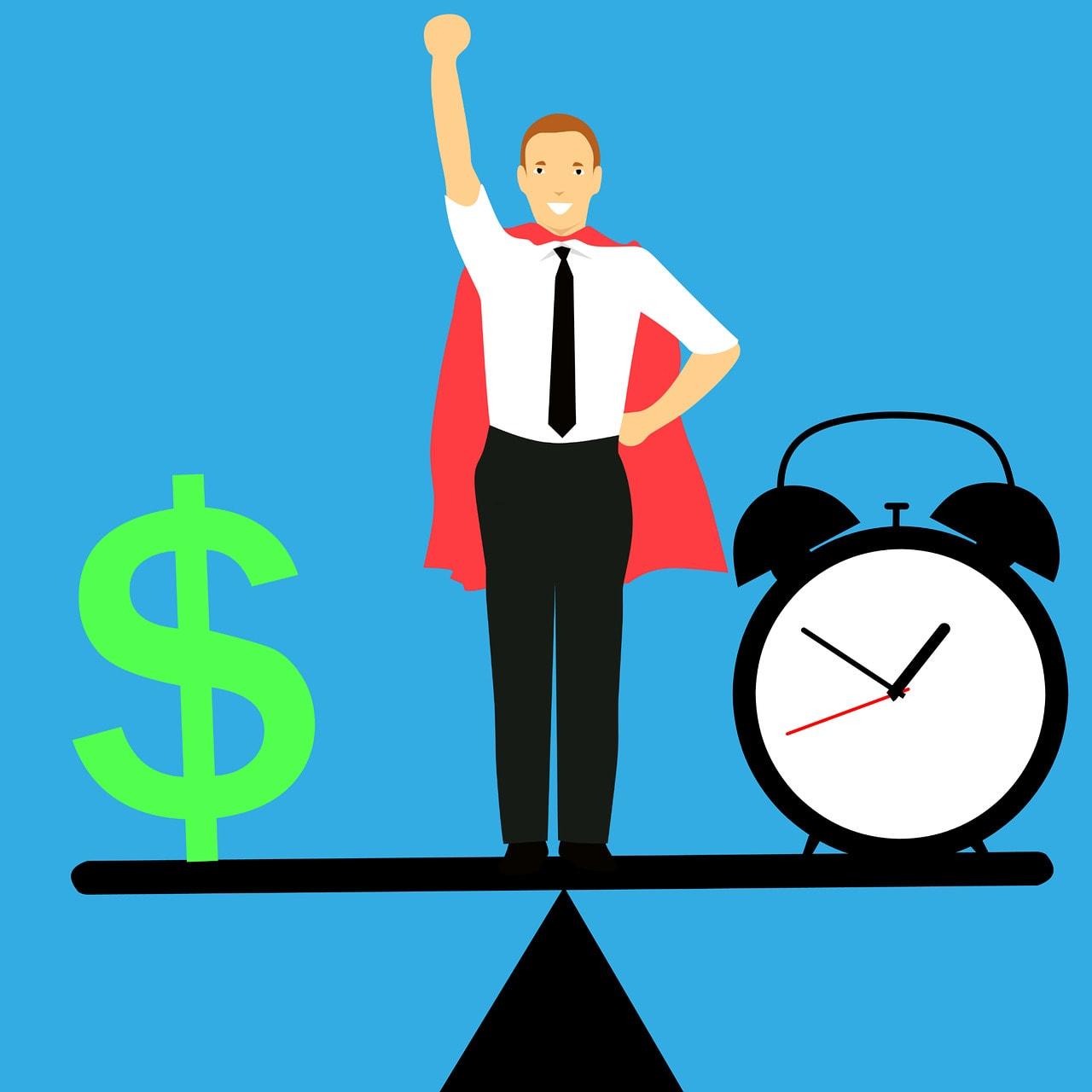 На что тратить время, чтобы быть успешным человеком