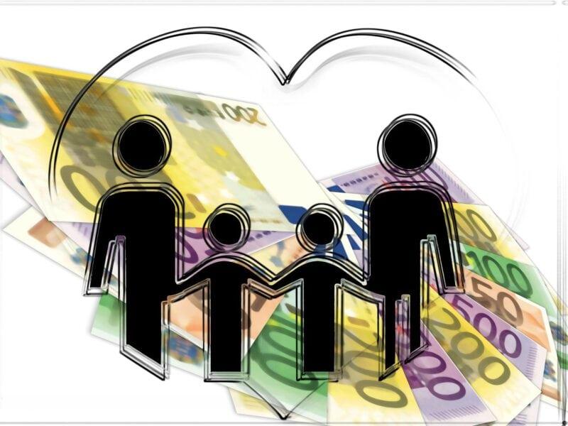 Как планировать бюджет семьи с ребенком