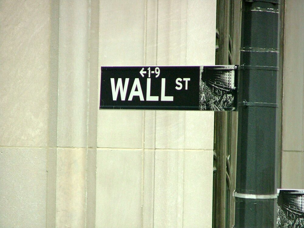 Wall Street история легендарной улицы