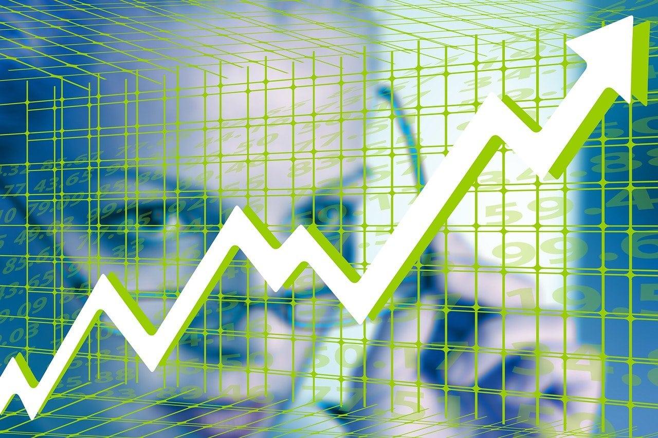 Фондовые рынки растут