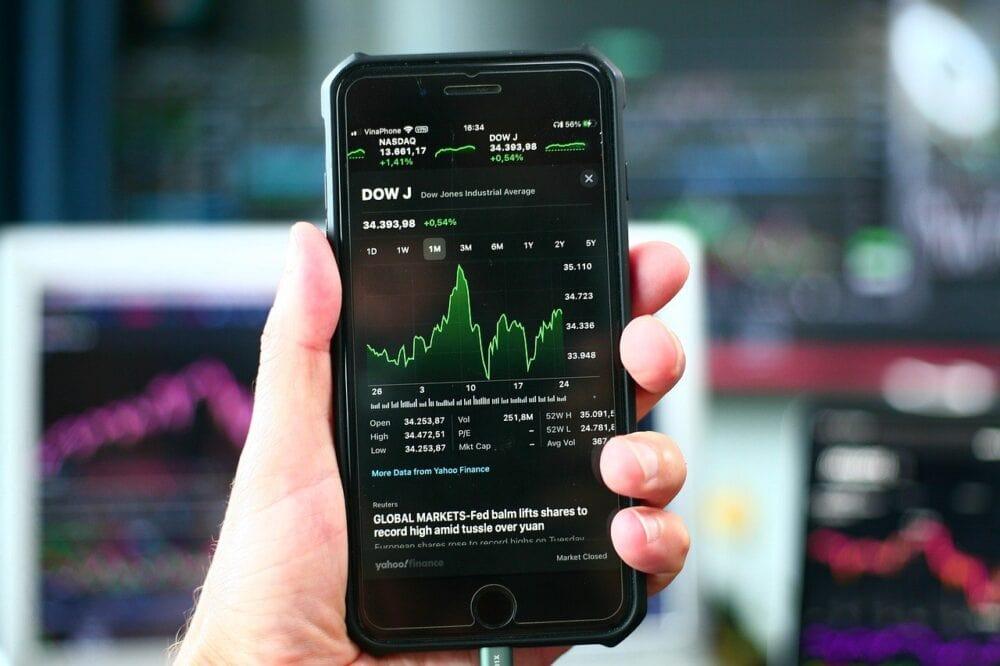 Фондовый рынок США за 22 июня 2021 года Nasdaq Composite установил новый рекорд
