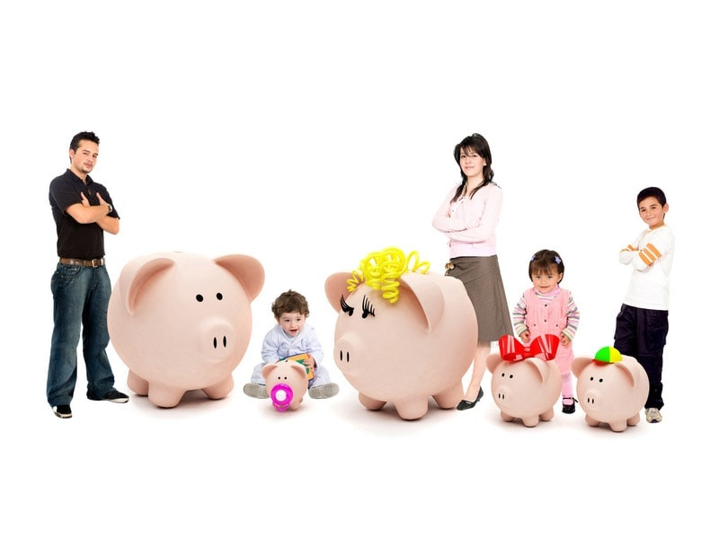 Как планировать бюджет семьи с ребенком?