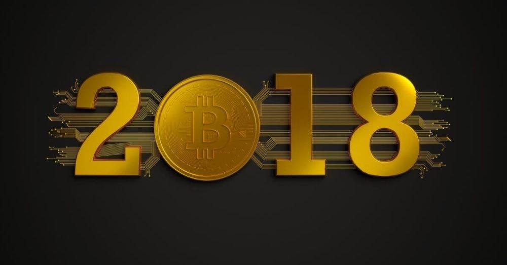Криптовалюта 2018 года