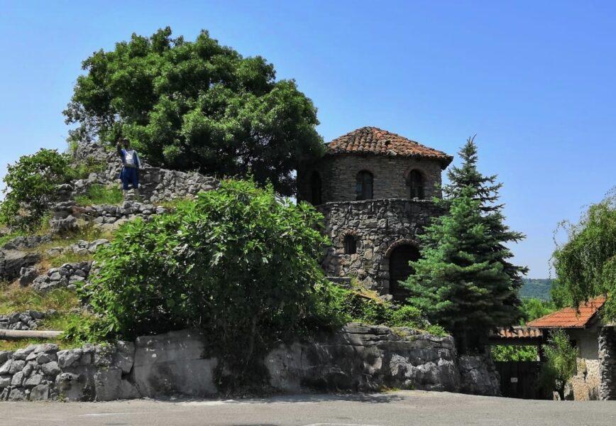 Деревушка рядом с Острогом