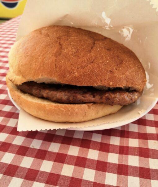 Черногорский бургер